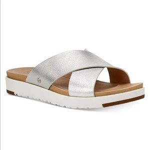 Ugg Kari Slide Flat Sandal - Size 9